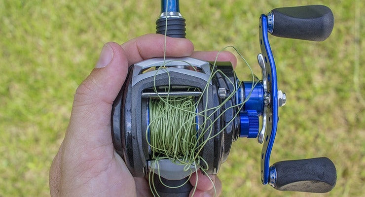 Fishing Reel Backlash