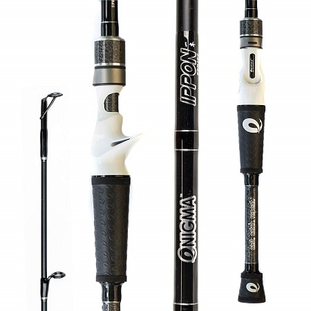 Enigma Fishing IPPON Pro Tournament Series Bass Fishing Rods