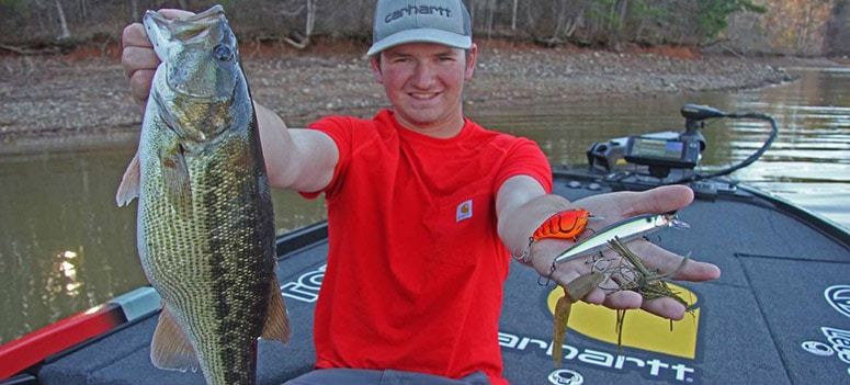 lures for bass fishing