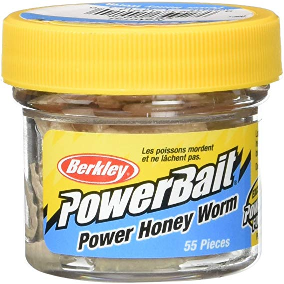 Berkley PowerBait Honey Worms