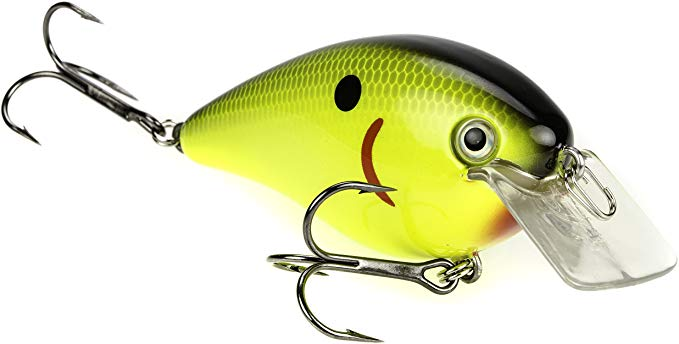 Strike King KVD 8.0 Magnum Square Bill Crankbait