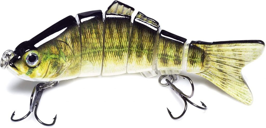 Calissa Offshore Multi-Jointed Swimbait