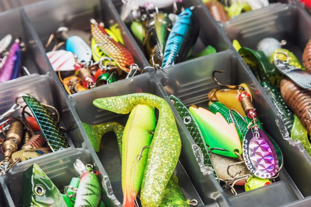 How to Choose a Swimbait Color
