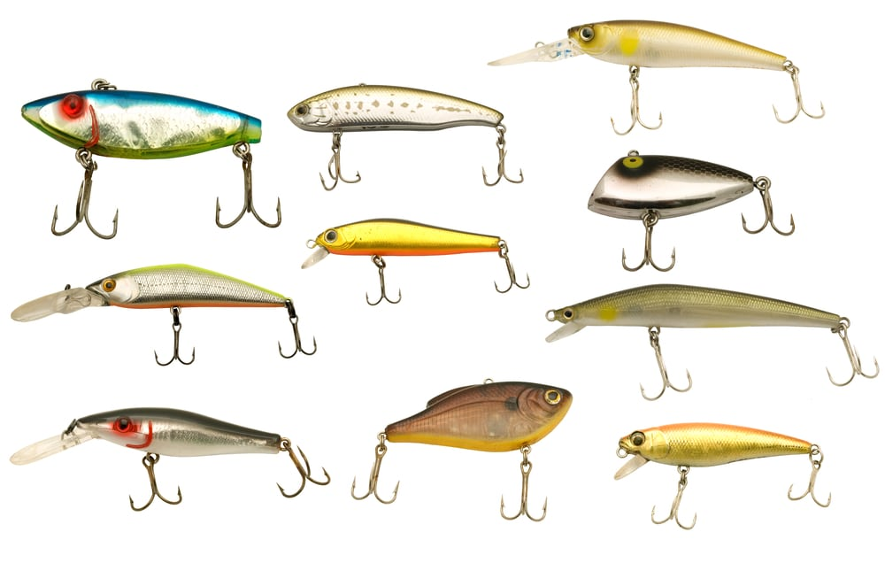 Types of Jerkbaits