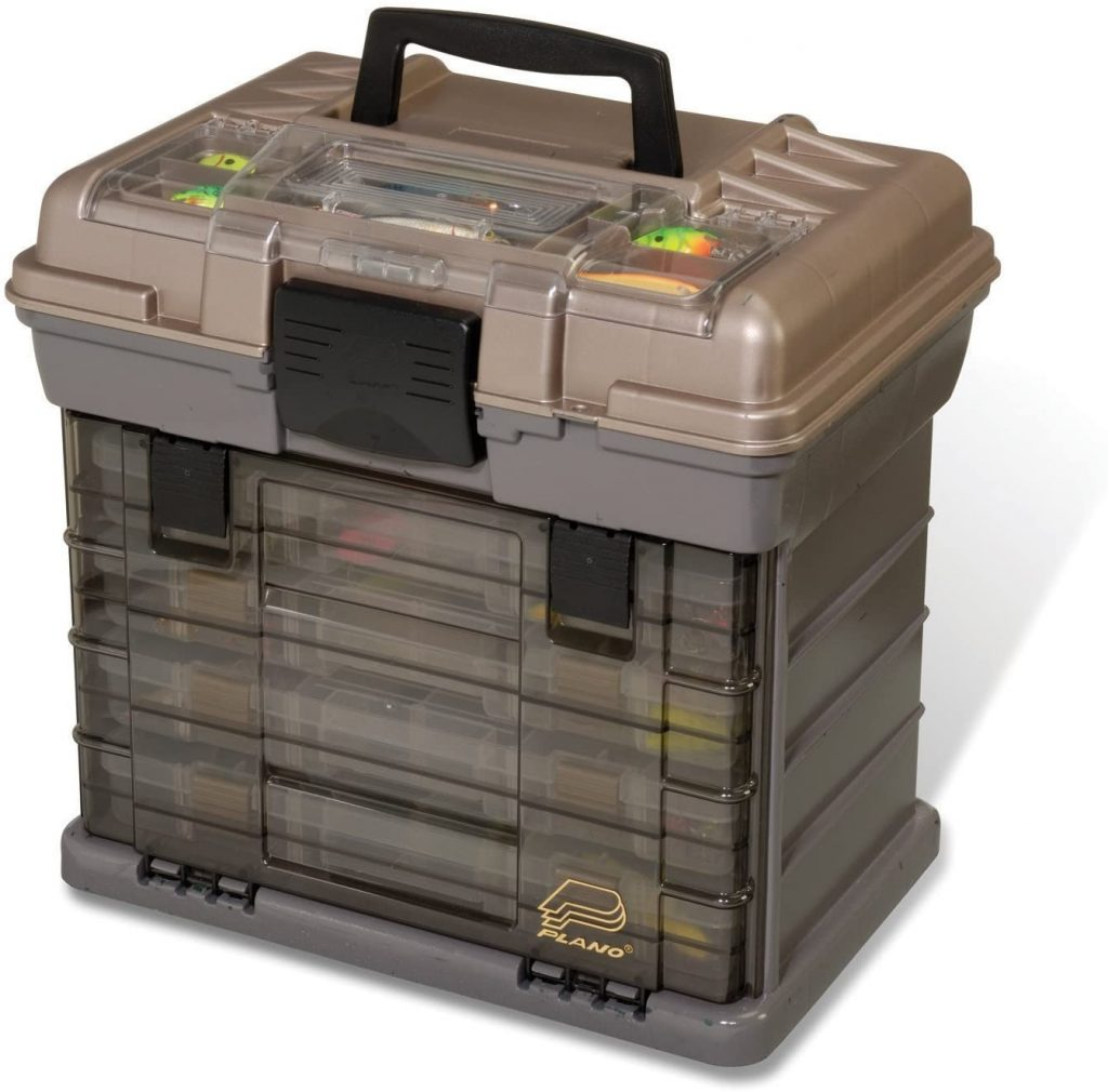 Plano By Rack System 3700 Size Tackle Box