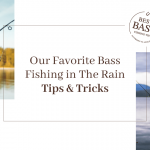 Our Favorite Bass Fishing In The Rain Tips & Tricks