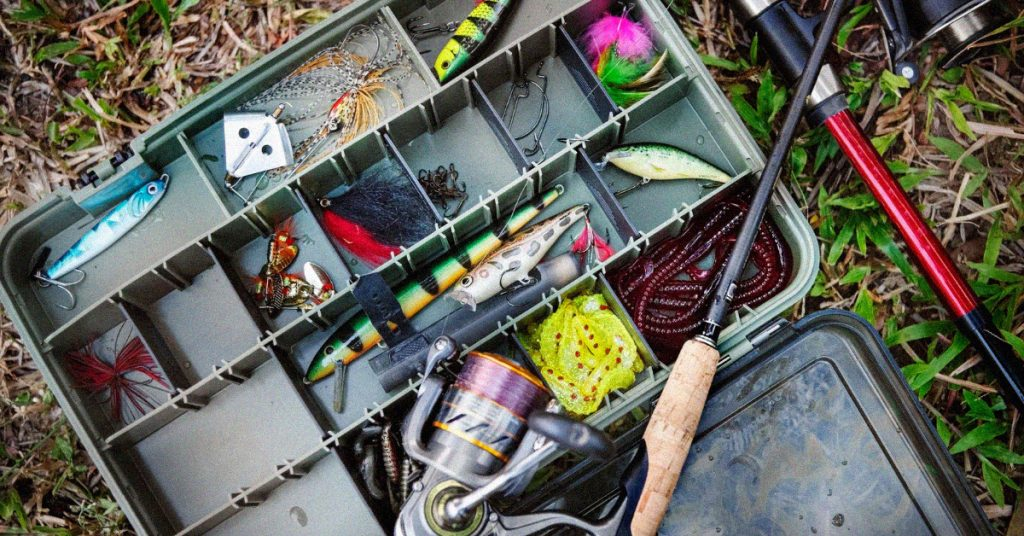 Thinking Inside the Box - How to Stock Your Bass Fishing Tackle Box