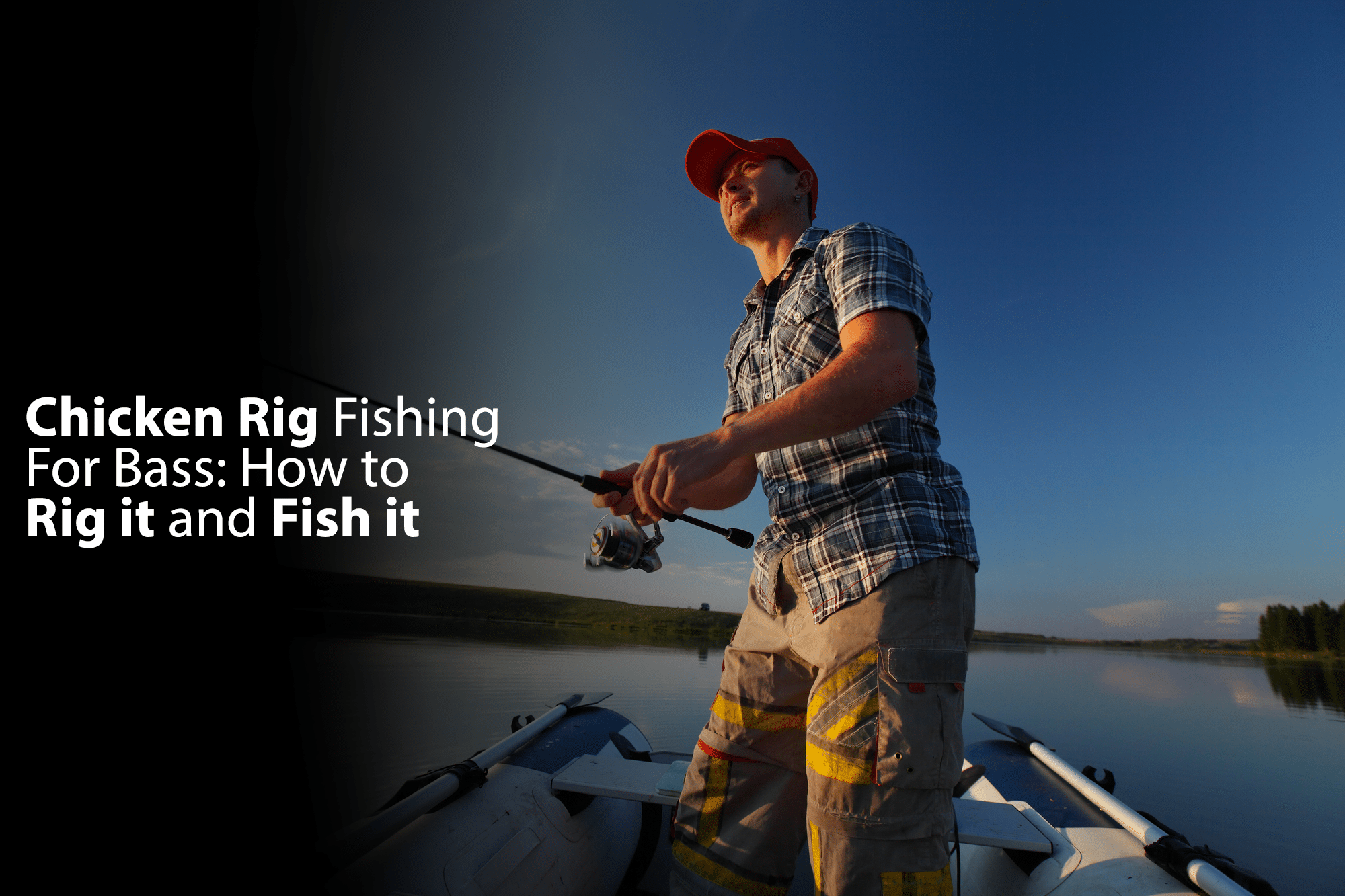 Chicken Rig Fishing For Bass: How to Rig it and Fish it