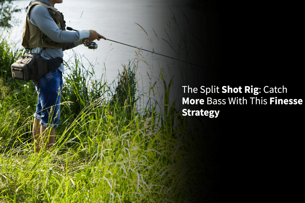 The Split Shot Rig: Catch More Bass With This Finesse Strategy
