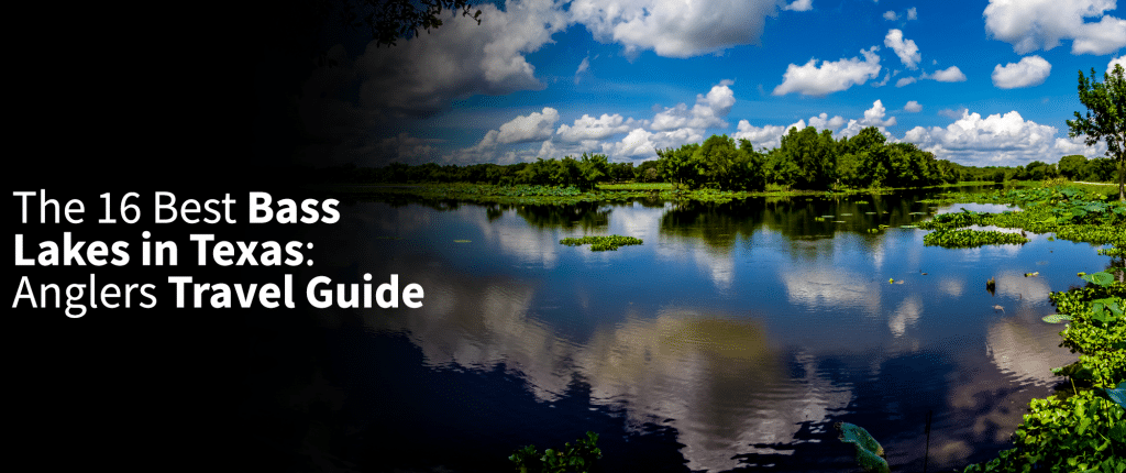 The 16 Best Bass Lakes in Texas: Anglers Travel Guide