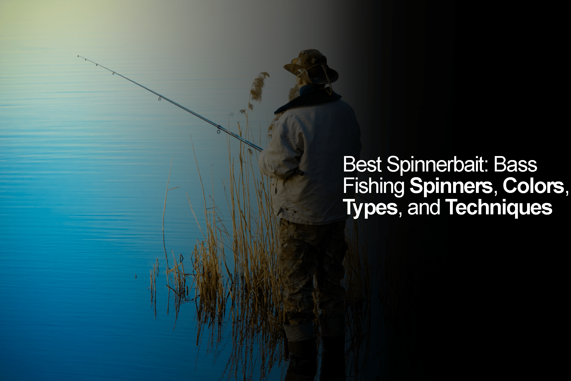 Best Spinnerbait: Bass Fishing Spinners, Colors, Types, and Techniques