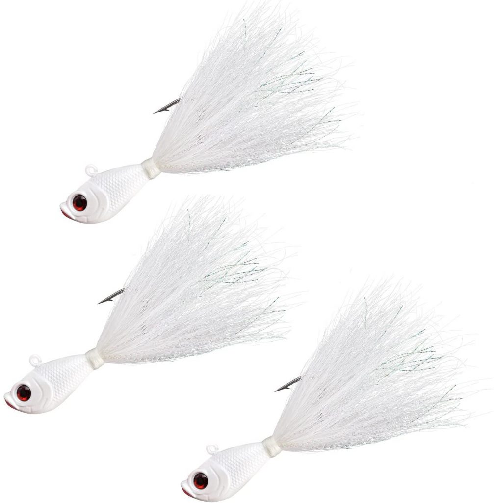 Last Cast Tackle Bucktail Jigs