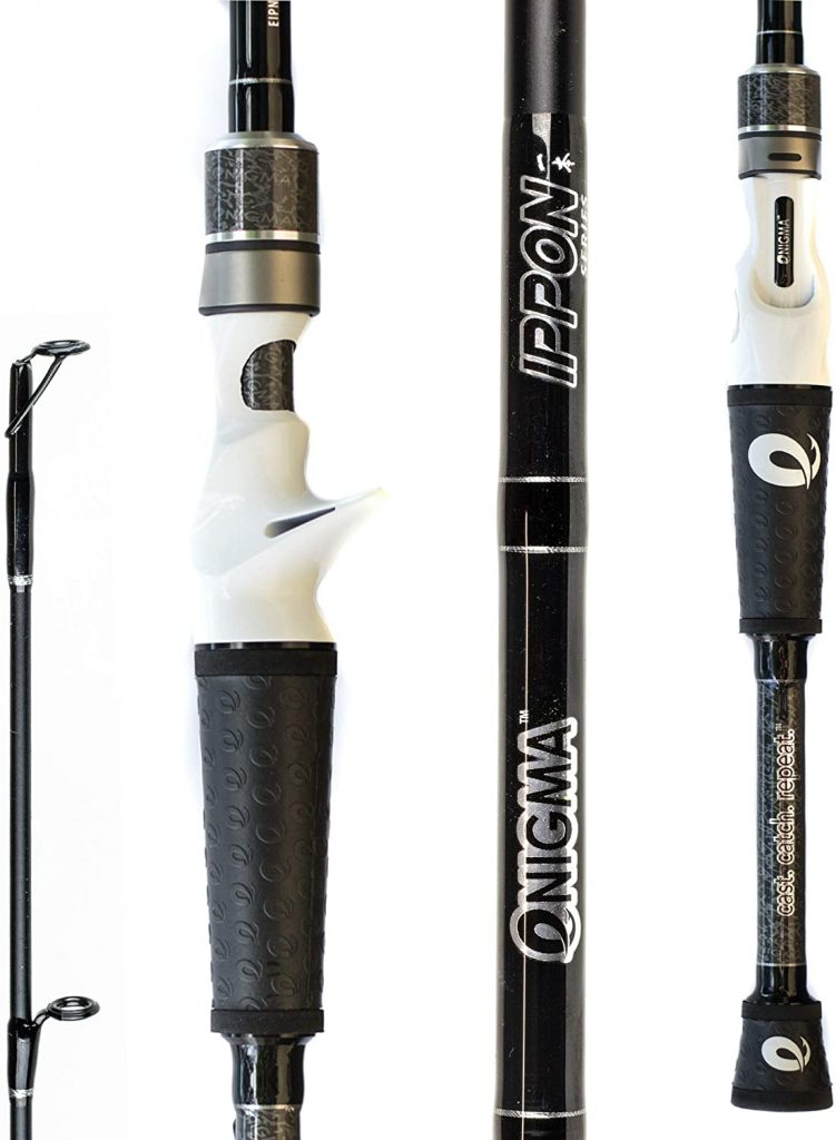Enigma Fishing IPPON Pro Tournament Series Rod