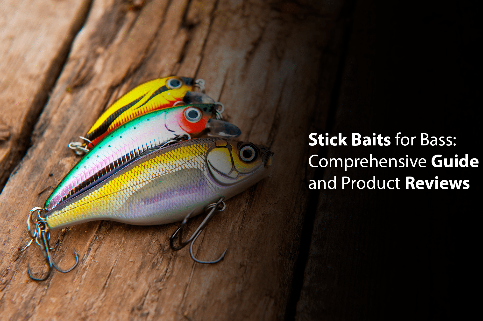 Stick Baits for Bass: Comprehensive Guide and Product Reviews