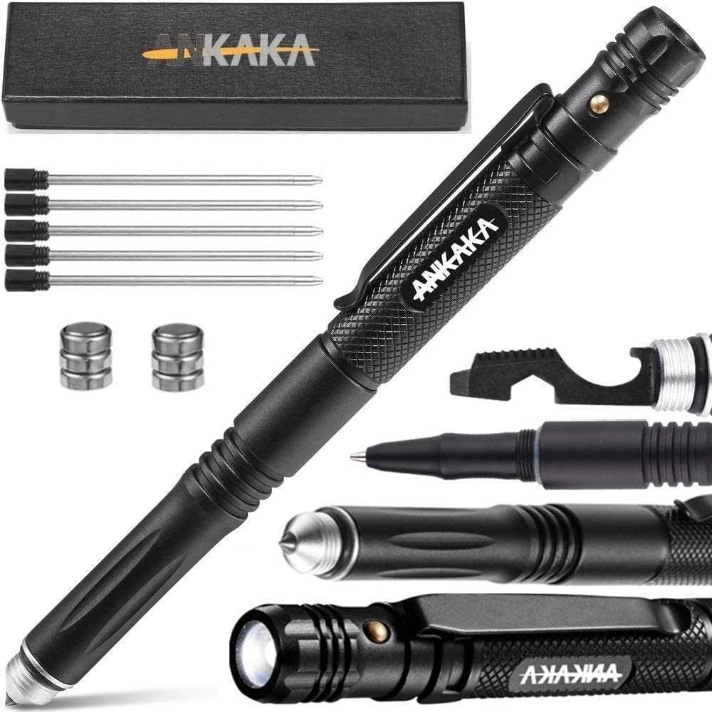 6-IN-1 TACTICAL PEN TOOL