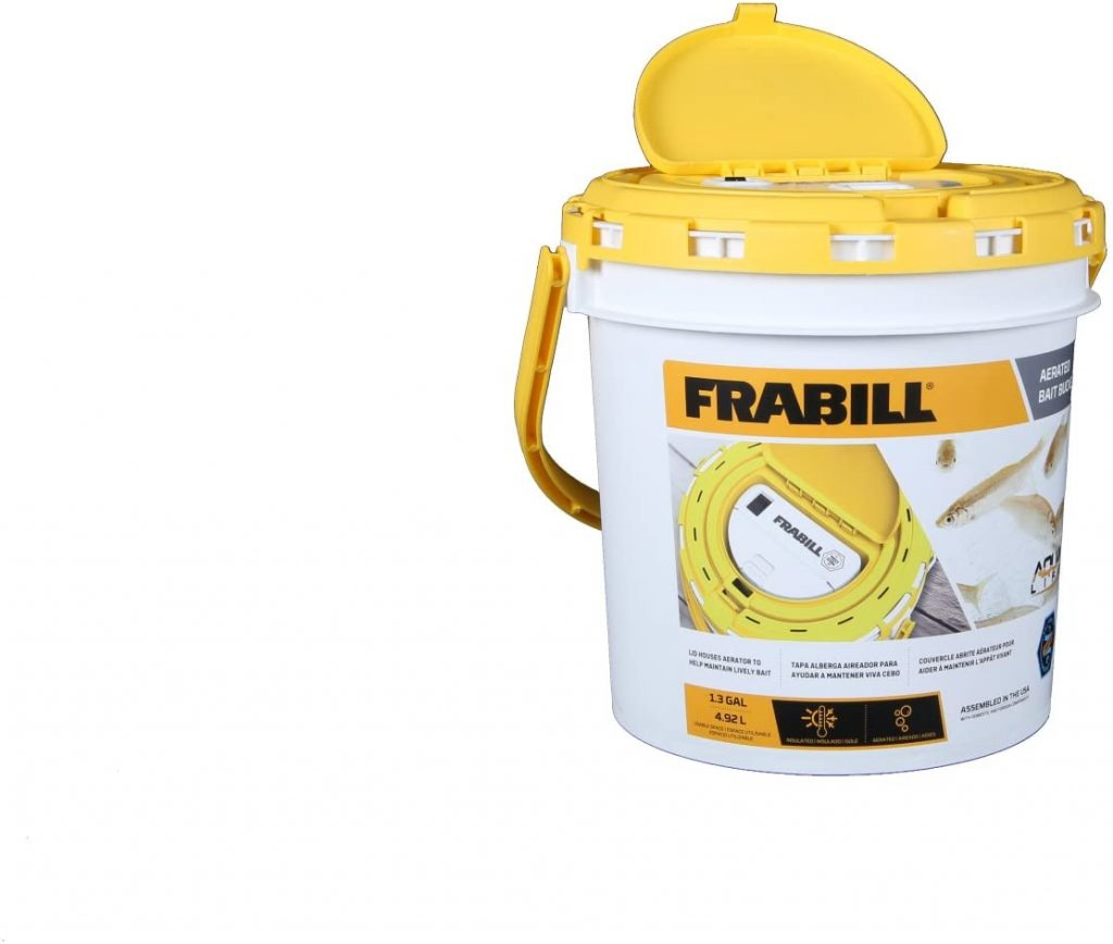 Insulated Bait Bucket