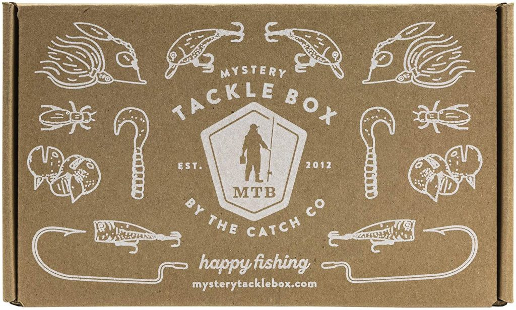 Mystery Tackle Box Bass Fishing Kit