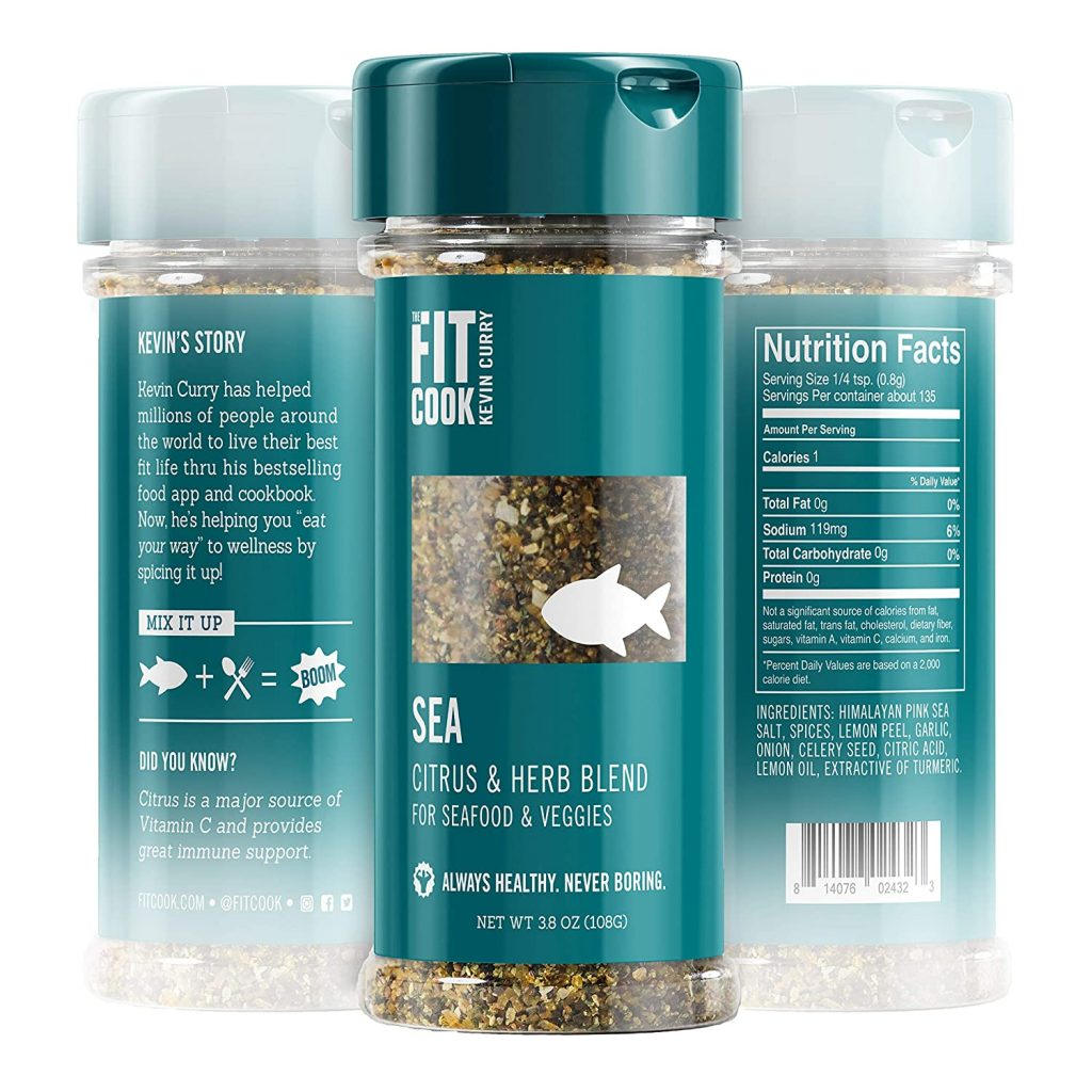 FISHING SEASONING KIT