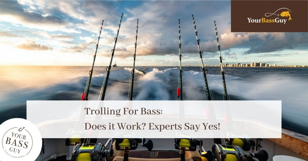 Trolling for bass