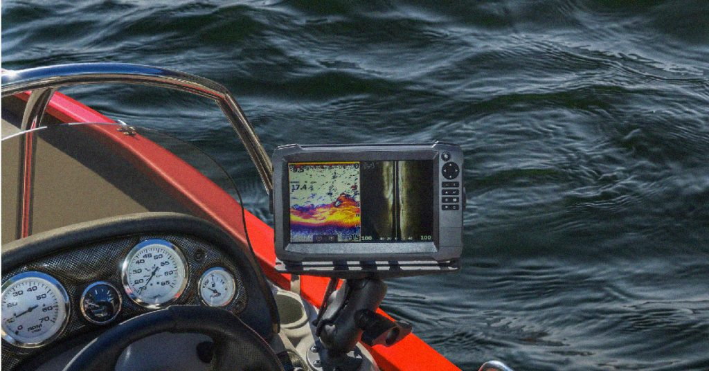 How to Read a Fish Finder Like The Pros