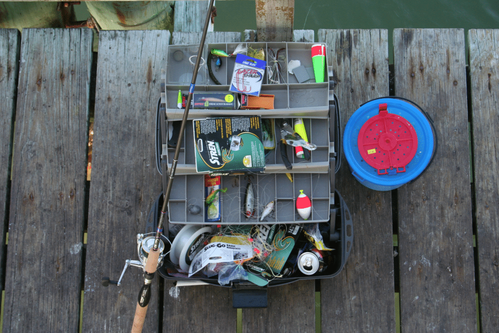 Survival Fishing Tackle