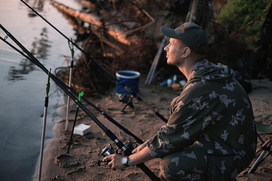 Fishing With Survival Fishing Rods