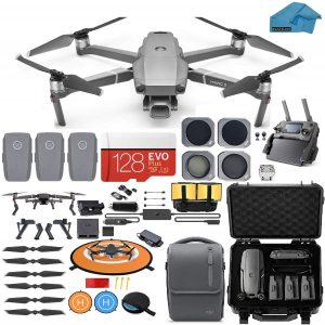 DJI Mavic Pro Quadcopter with Fly More Combo