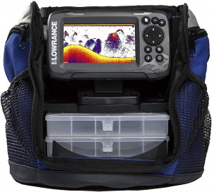 Lowrance Hook 2 Ice Fishing and All-Season Pack