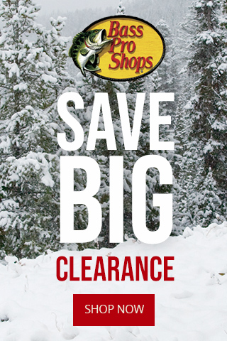 Bass Pro Clearance Sale