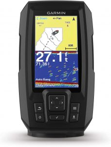 Garmin Striker Plus 4 with Dual Beam