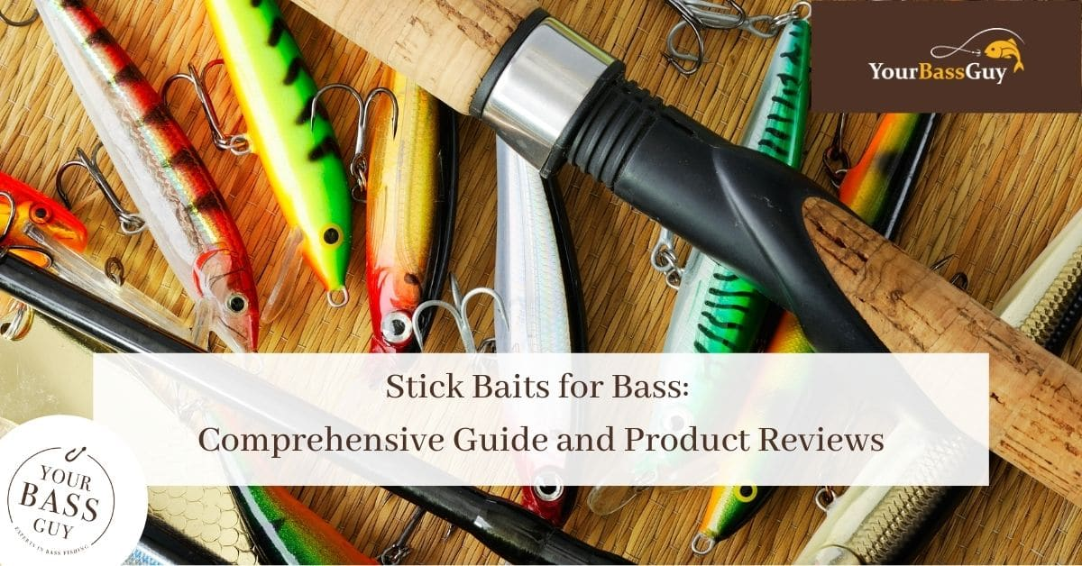 best stick baits for bass