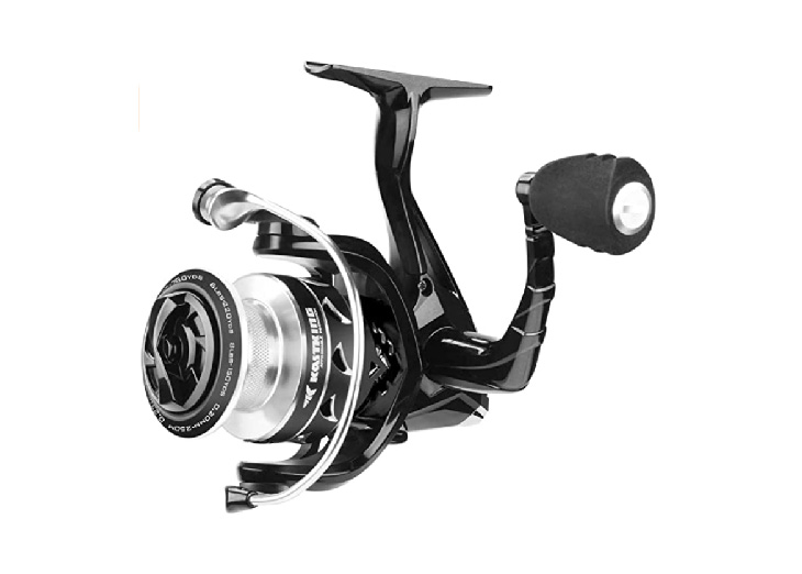 KastKing Valiant Eagle Series Spinning Reel - Bald Eagle Edition Fishing Reel.