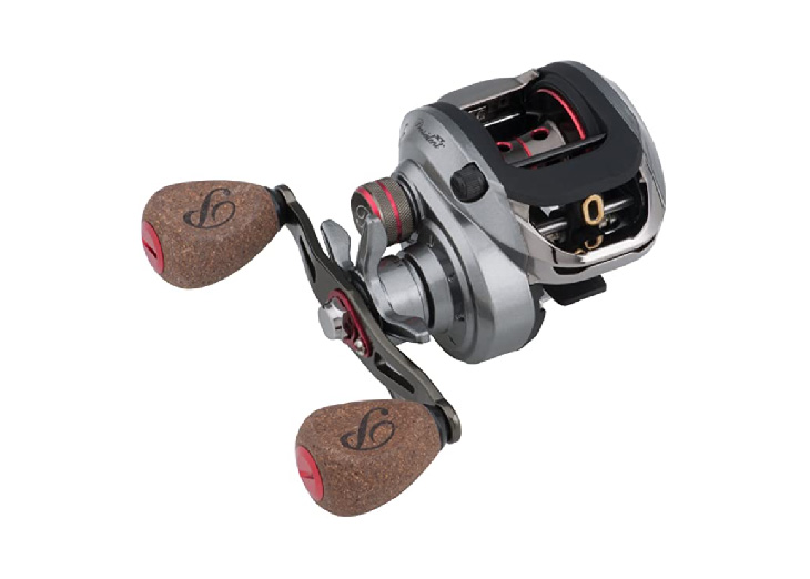 Pflueger President XT Low Profile Reel.