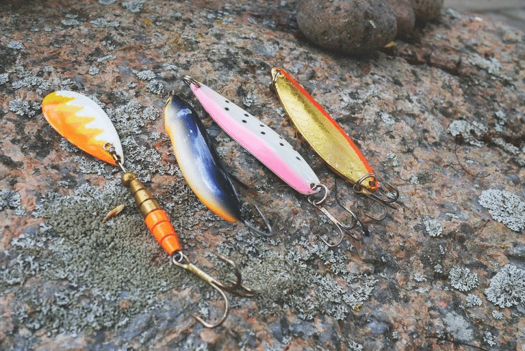 best trout lures variety