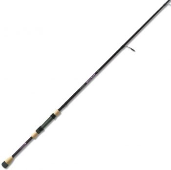 St. Croix Mojo Bass Graphite Spinning Fishing Rod with IPC Technology